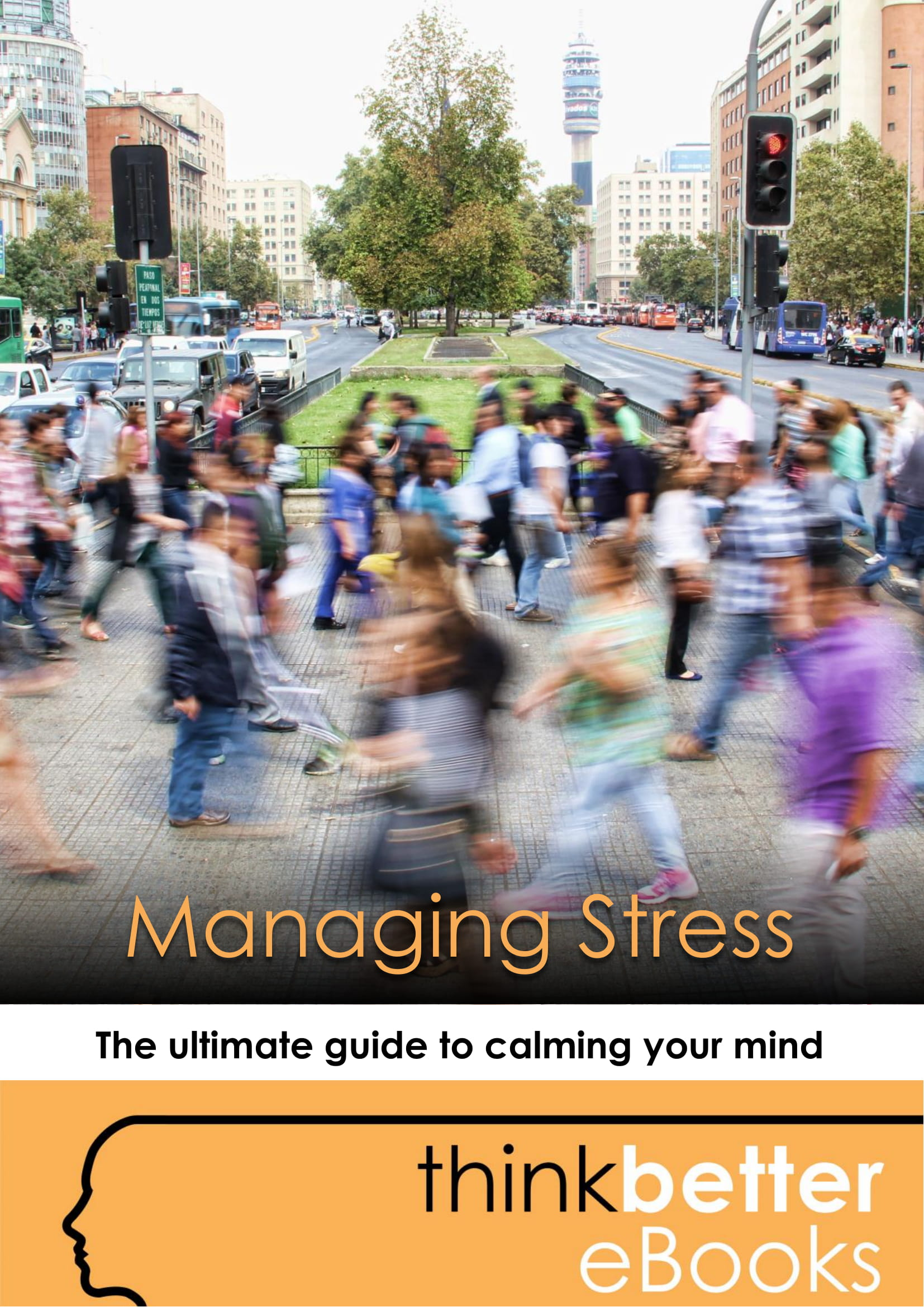 Think Better – eBook cover – Managing Stress UG-1