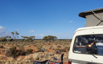 Reflections from my road trip to the Red Centre